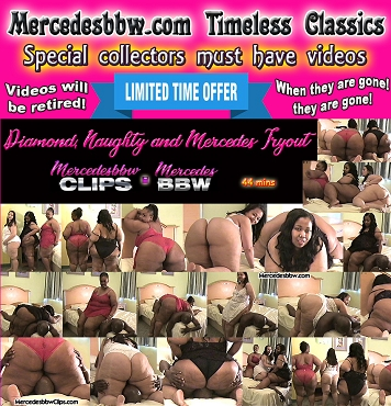 Diamond, Naughty and Mercedes Tryout